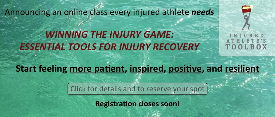 class for injured athletes