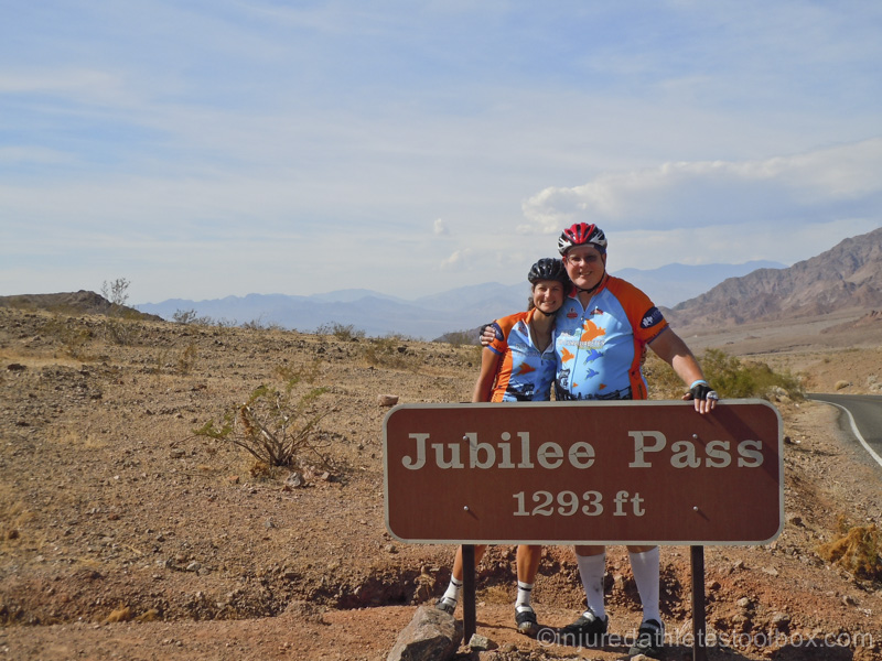 Jubilee Pass Death Valley