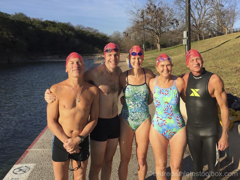 Swimming tribe